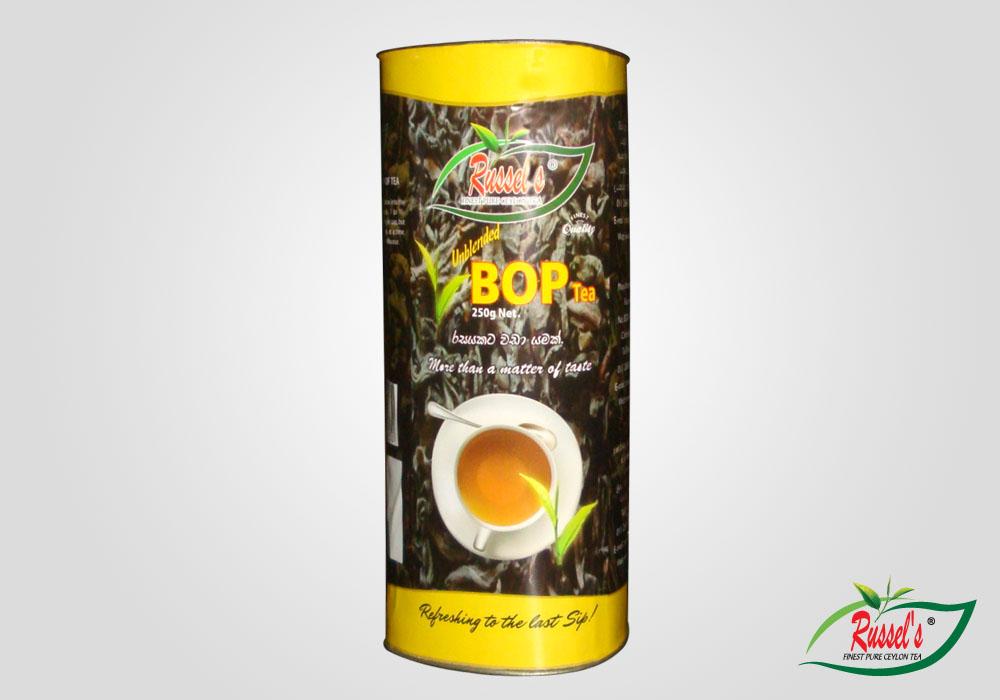 Buy Ceylon BOP Tea Tin