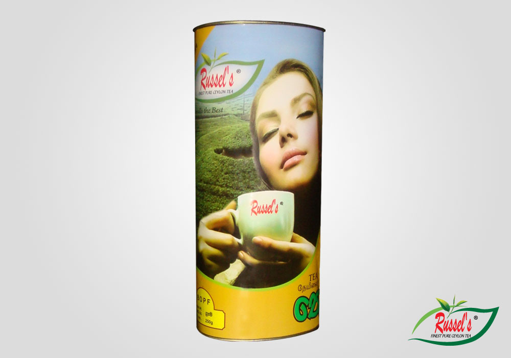 Buy Ceylon BOP Fenings Tea Tin