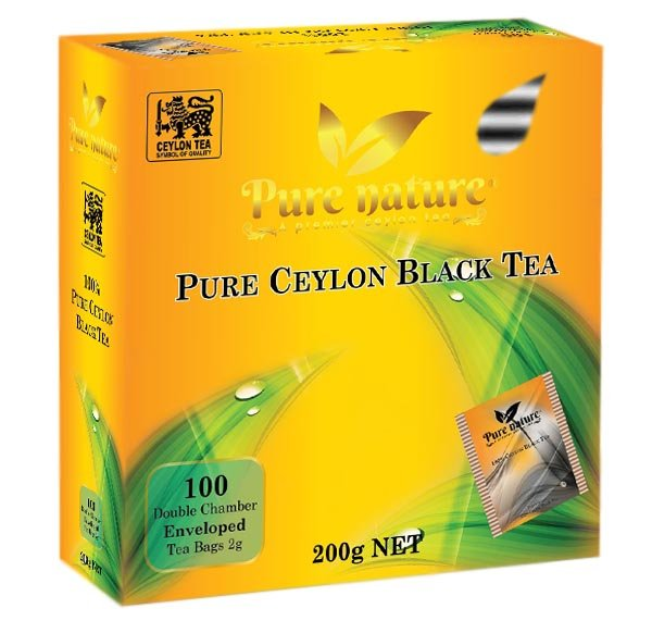 Pure Nature  Tea