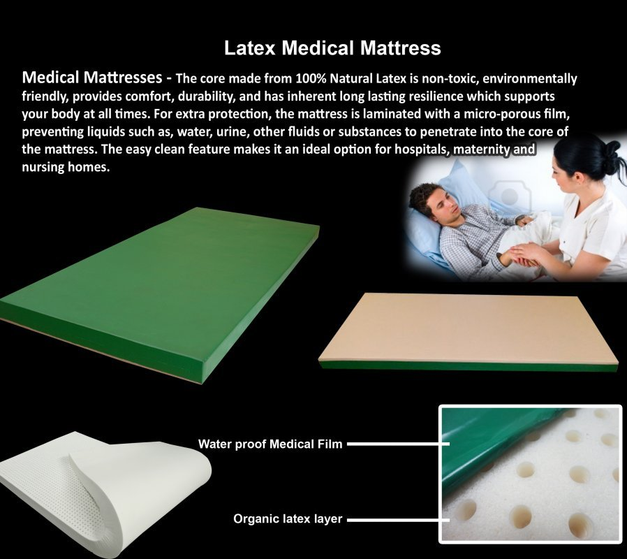Buy Latex Medical Mattress