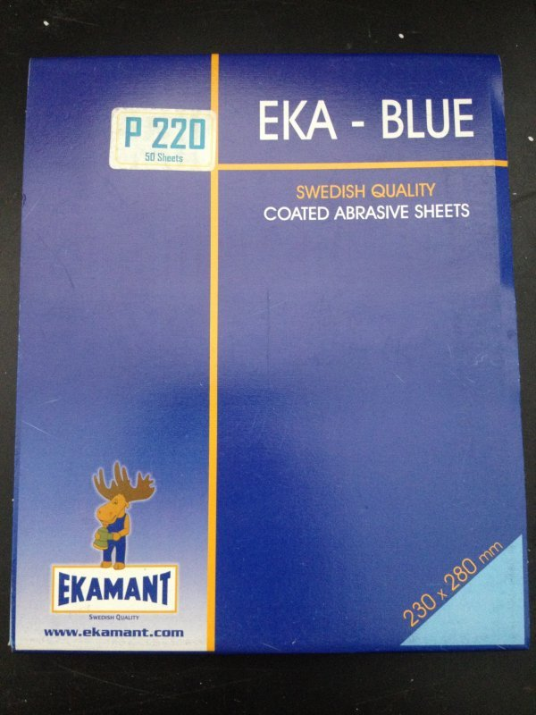 Buy Ekamant Swedish Sandpaper