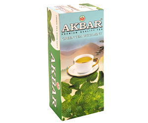 Buy Green Tea with Mint