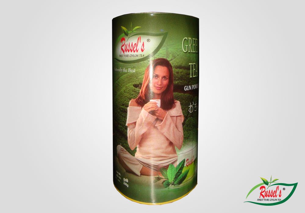 Buy Green Tea Tins - 250 g