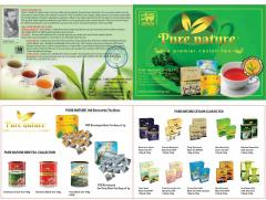 Pure Nature  Tea