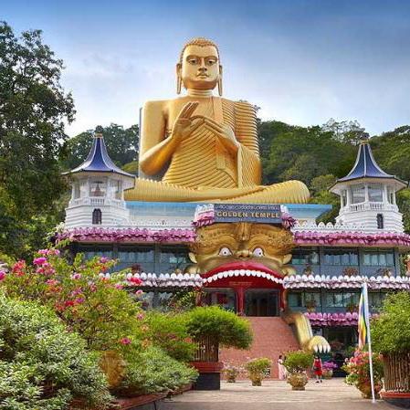 Order Организация туров к достопримечательностям Шри-Ланки (острова Цейлон)